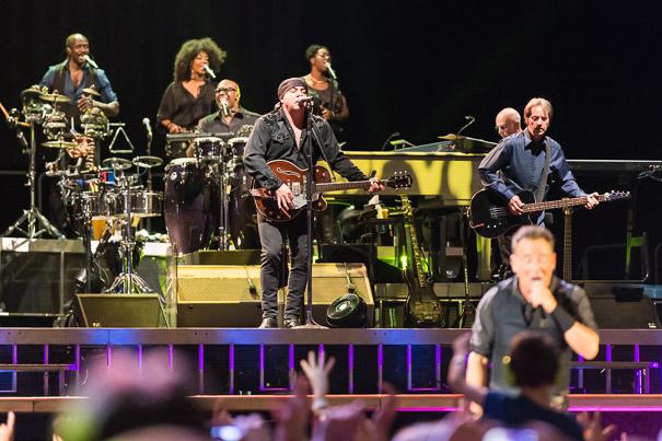 Bruce Springsteen & The E-Street Band - Wembley Stadium Wrecking Ball Night